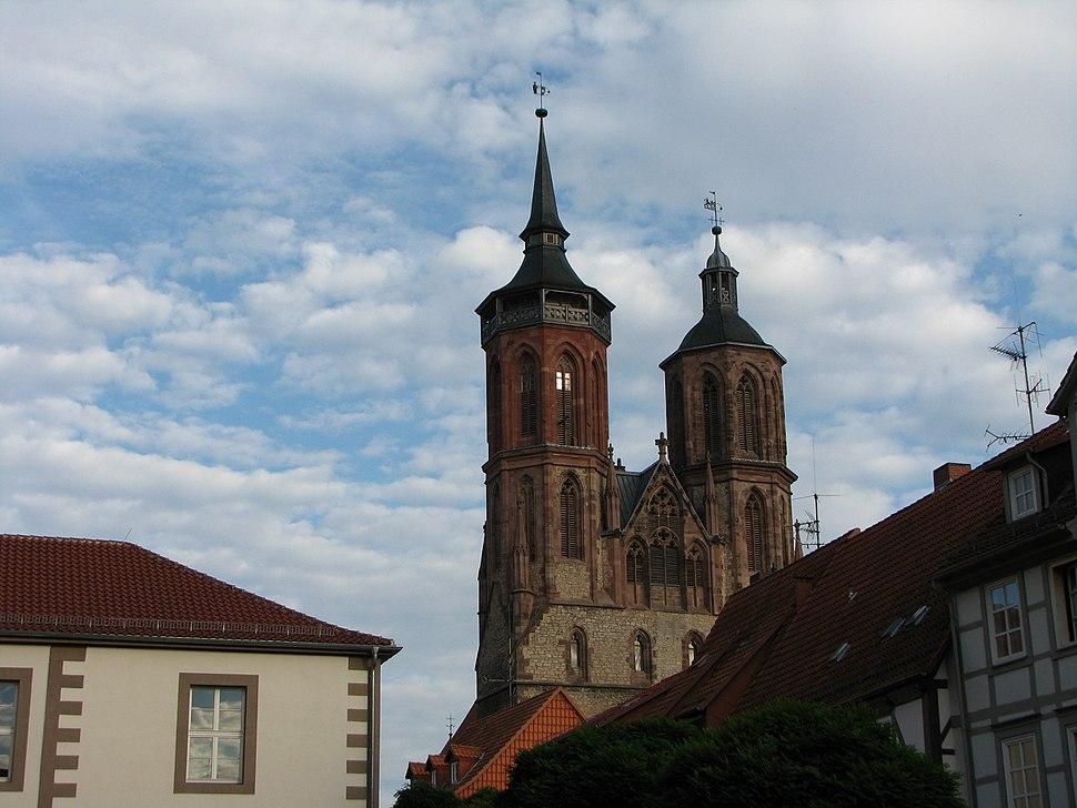 St Johannis Church Goettingen memming