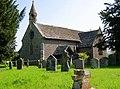 St Lawrence, Bishopstone - geograph.org.uk - 641214.jpg