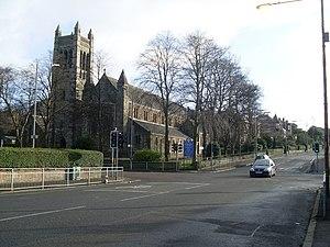 Newlands, Glasgow - St. Margaret's Church