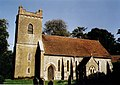St Mary, Newton Valence - geograph.org.uk - 1494435.jpg
