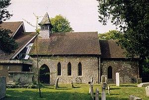 Rowner - St Mary's church