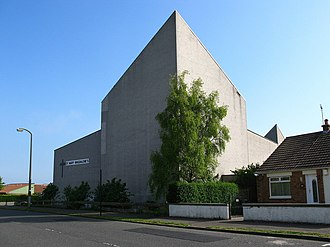 Bingham, Edinburgh - St Mary Magdalenes Roman Catholic church