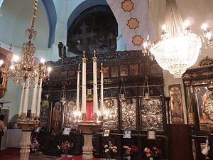 Church of Saint Mary of the Mongols - Inside the church