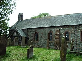 St Marys Church, Beaumont - geograph.org.uk - 173641.jpg