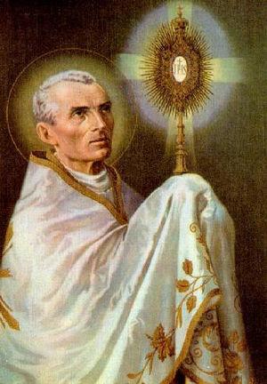 Pedro Julián Eymard, Santo (1811-1868)