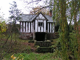 Maesbury - St Winifred's Well, Woolston