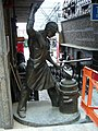 Stables Market blacksmith sculpture - geograph.org.uk - 1712753.jpg