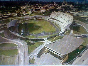 Stade Omar Bongo - Image: Stade Omar Bongo