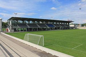 Stadion Rankhof - Image: Stadion Rankhof Basel