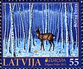 Stamps of Latvia, 2011-05.jpg