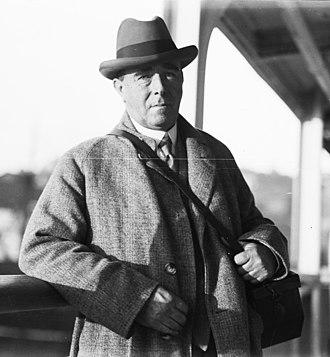 Stanley Argyle - Argyle in 1927