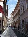 Staré Město, Liliová, od jihu.jpg