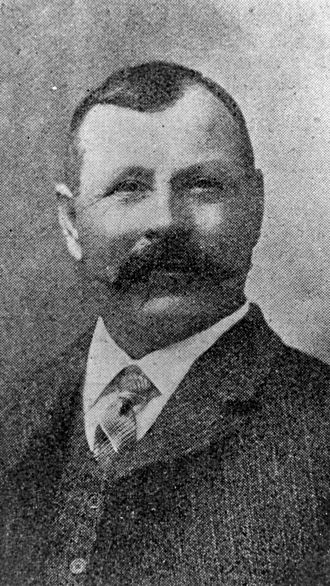 Town of Laidley - H. Daniel, Mayor of Laidley, 1905