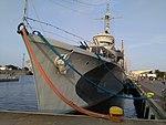 Statek muzeum ORP Błyskawica w Gdyni - sierpień 2017 - 7.jpg