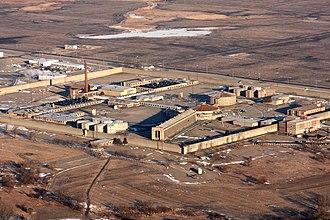 Crest Hill, Illinois - Stateville Correctional Center
