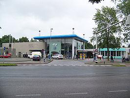 Assen railway station