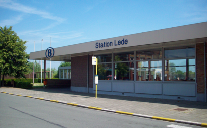 How to get to Station Lede with public transit - About the place
