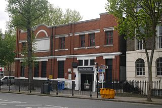 Essex Road railway station Railway station in Greater London, England