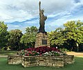 Statue of Liberty replica in Salina, KS.jpg