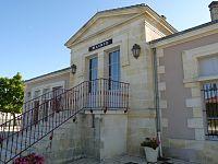 Stcapraisblaye mairie.JPG