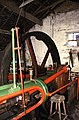 Steam engine, Cheddleton Flint Mill - geograph.org.uk - 656247.jpg