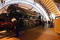 Steam train at Transport Museum, Cultra, Co Down. - panoramio.jpg