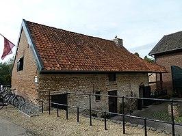 rode oud hollandse dakpannen