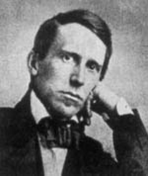 American popular music - The first major American popular songwriter, Stephen Foster.
