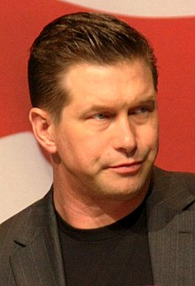 L'actor, guionista, director y productor estatounitense Stephen Baldwin, en una imachen de 2010.