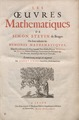 Stevin - Oeuvres mathematiques, 1634 - 4607786.tif