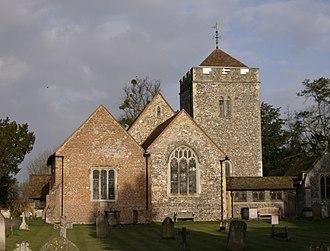 Stoke Poges - Image: Stoke Poges Church
