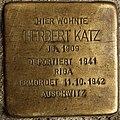 Stolperstein Göppingen,Herbert Katz.jpg