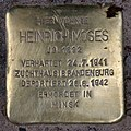 Stolperstein Westfälische Str 31 (Halsee) Heinrich Moses.jpg