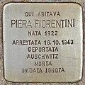 Stolperstein für Piera Fiorentini (Rom).jpg