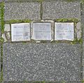 Stolpersteine Köln, Verlegestelle Großer Griechenmarkt 37.jpg