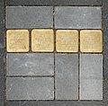 Stolpersteine Köln, Verlegestelle Magnusstraße 4.jpg