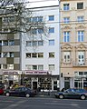 Stolpersteine Köln, Wohnhaus Hohenstaufenring 17.jpg