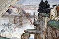 Storie di s. benedetto, 05 sodoma - Come lo dimonio rompe la campanella 02.JPG