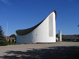 Strandby - Strandby Church.