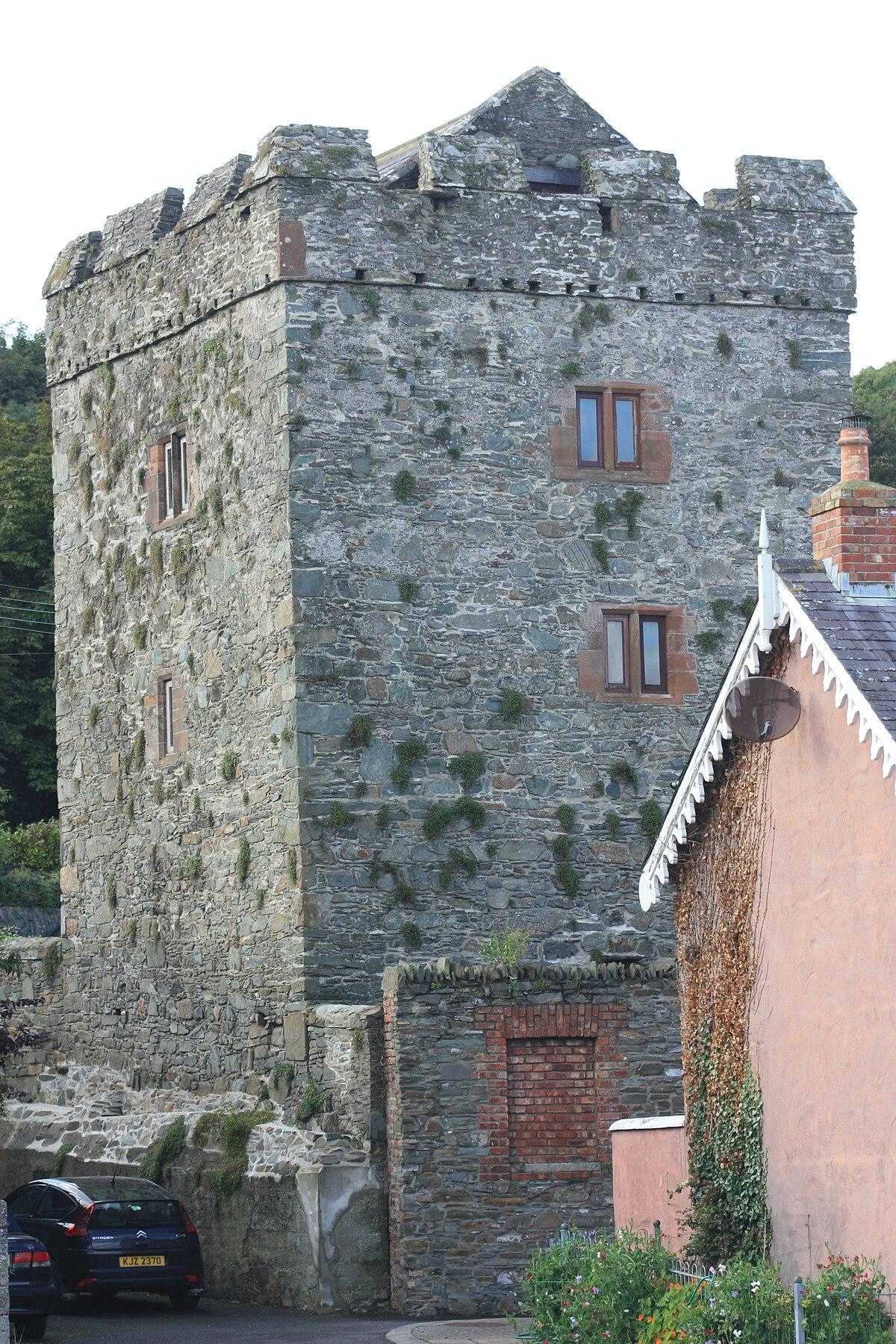 strangford castle wikipedia