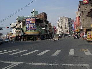 Mingjian Rural township