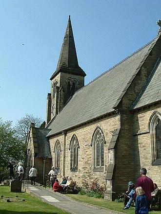 Strensall - Image: Strensall church