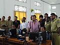 Suasana Bimtek eKTP di Kabupaten sarmi Papua..JPG