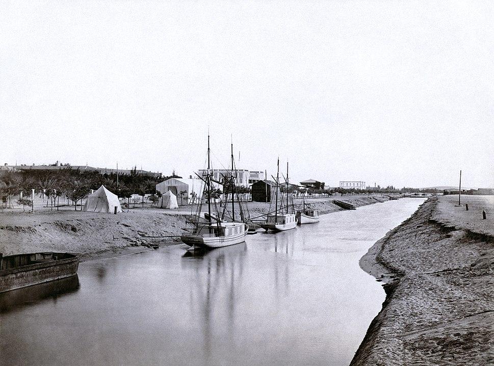 Suez Canal Ismailia2 courtesy copy
