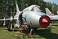 Sukhoi Su-17M-3 Fitter-H 93 red (9967776865).jpg