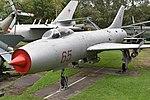Sukhoi Su-7B '65 red' (24036380927).jpg
