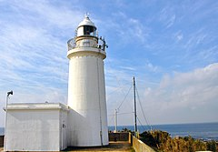 Sunosaki Lighthouse, Japan.jpg
