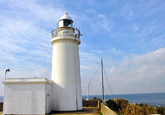 Cape Sunosaki - Sunosaki Lighthouse