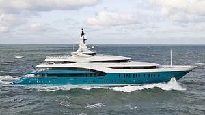 Sunrays (yacht) - Image: Sunrays 2
