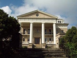 Sunrise (Charleston, West Virginia) United States historic place